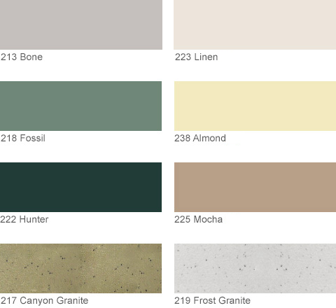 Colors Hadrian Manufacturing Inc Toilet Partitions And