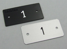 Hadrianu0027s standard number plate is made of a durable black plastic. Aluminum number plates are available as an optional upcharge item (not available for ... & Accessories u0026 Upgrades - Hadrian Manufacturing Inc. toilet ...