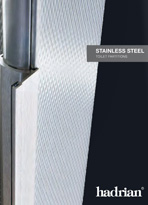 Brochure - Stainless Steel