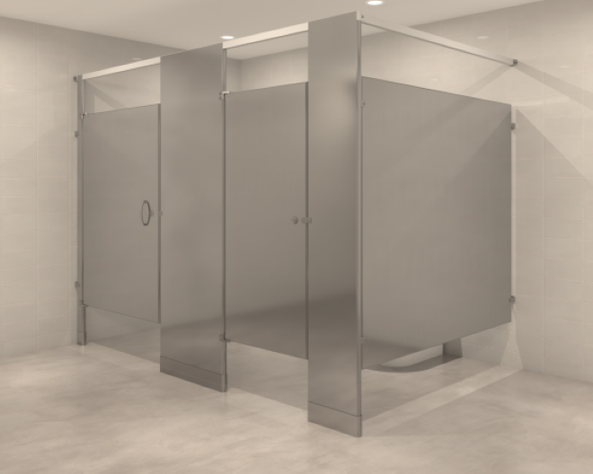 Mounting Options Hadrian Manufacturing Inc Toilet Partitions And - Bathroom partitions michigan